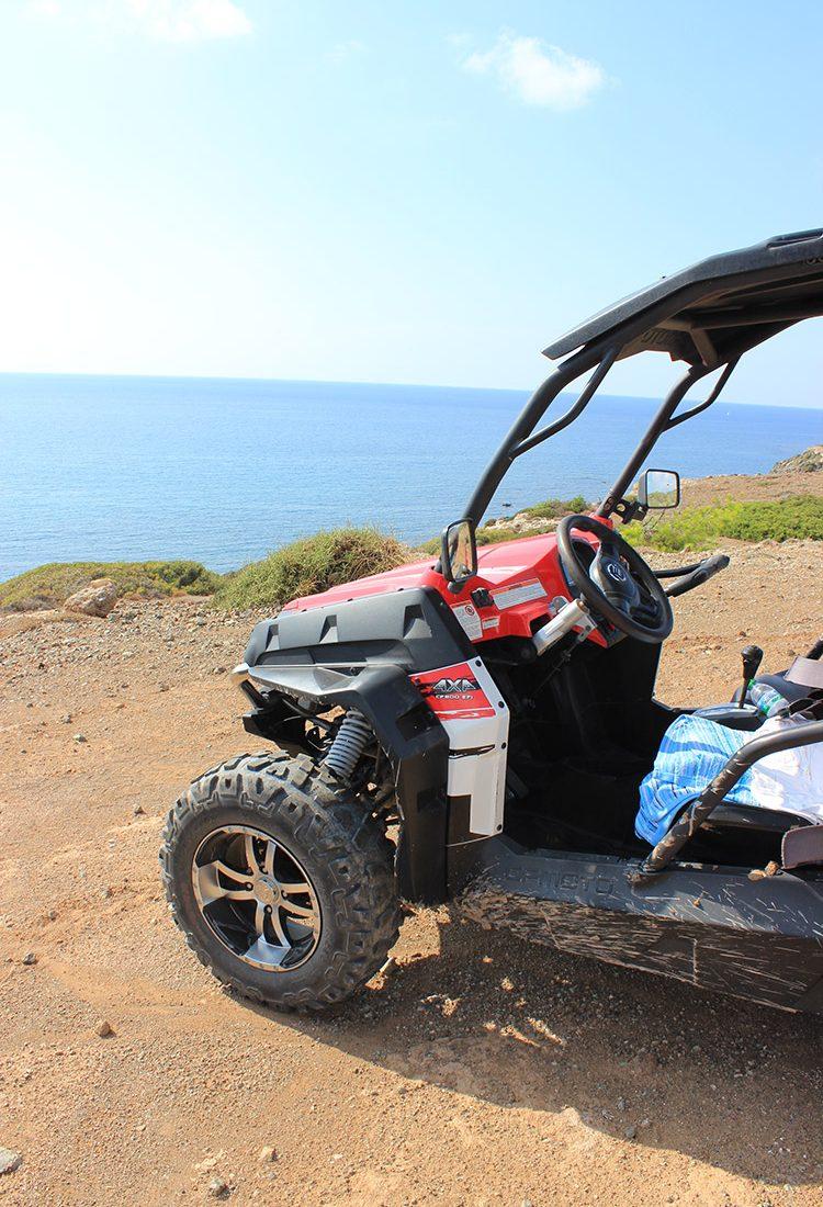 Quadbike Adventure in Akamas