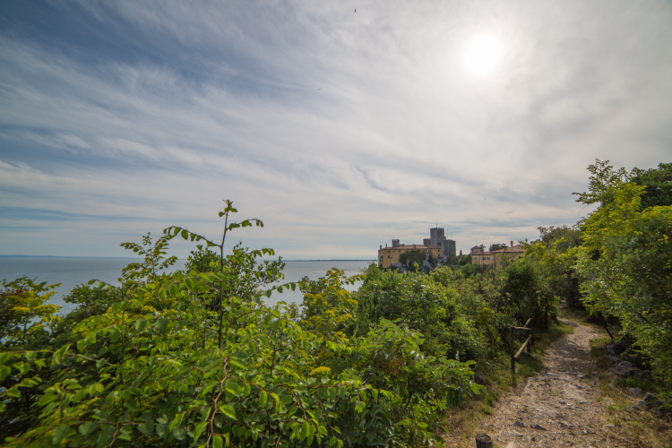 Castello Di Duino and Beyond, Italy