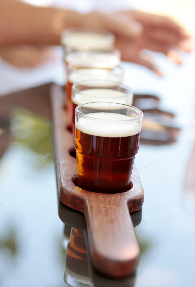 Beer Tasting at Aphrodites Rock Brewery