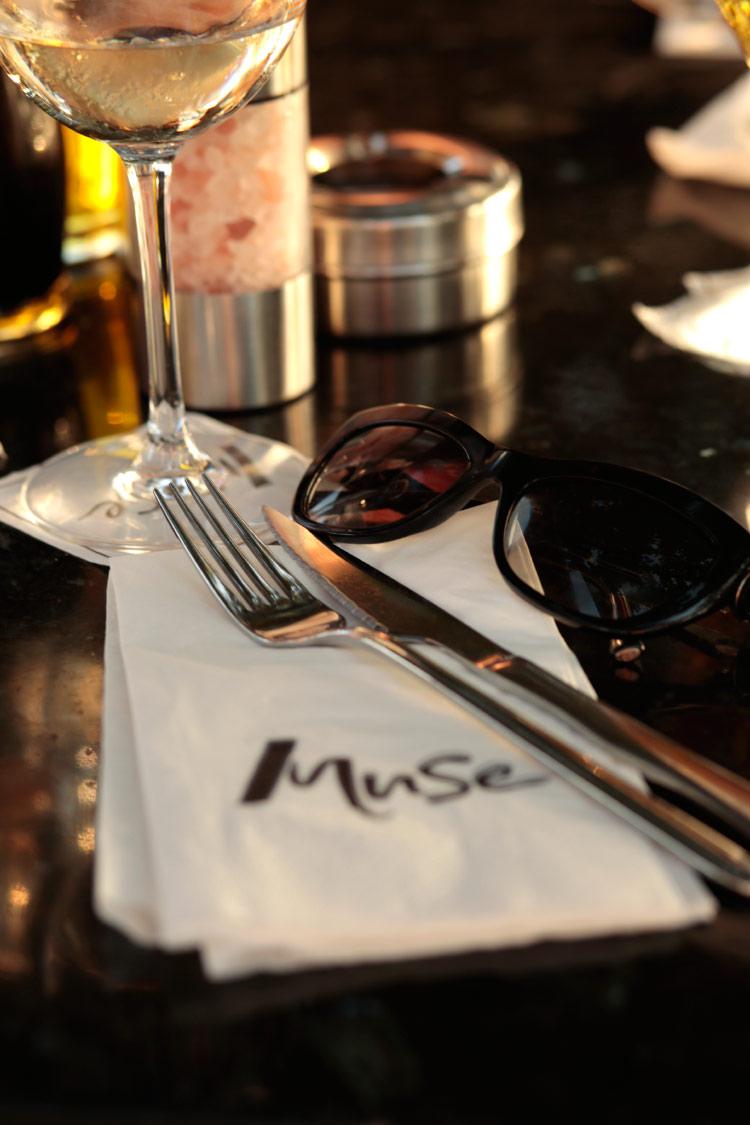 muse cafe bar paphos, cyprus