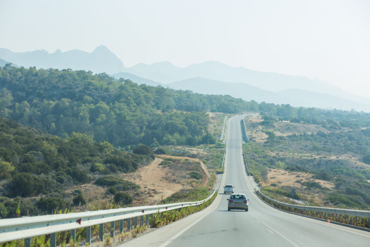 Road Trip in North Cyprus
