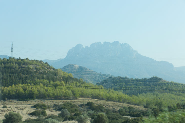 north cyprus road trip
