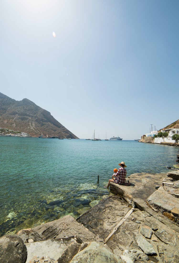 Mediterranean Cruise Day Three: Sifnos