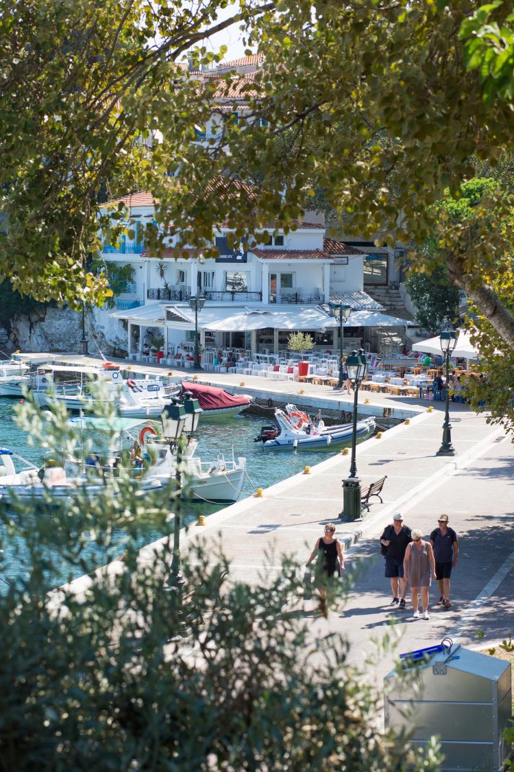 Mediterranean Cruise Day Two : Skiathos