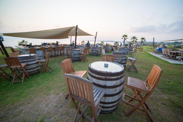Suite 48 Beach Bar & Restaurant, Paphos