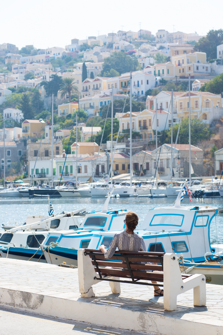 Mediterranean Cruise Day Four: Symi