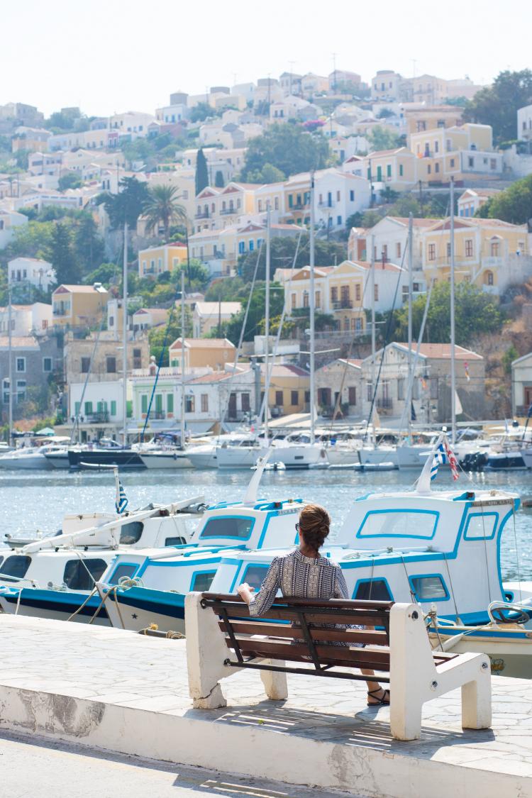 Mediterranean Cruise Day Four: Symi