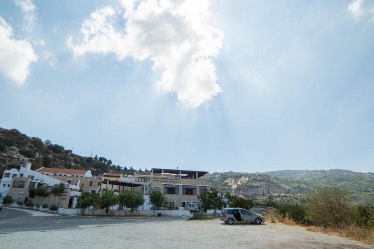 vouni panayia winery wine tasting cyprus
