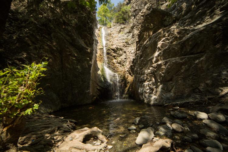 Tour De Falls