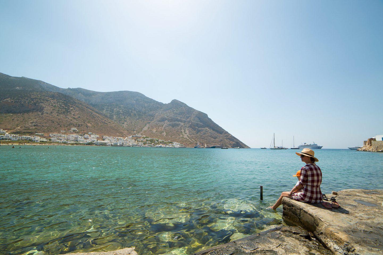 Mediterranean Cruise Day Three: Sifnos