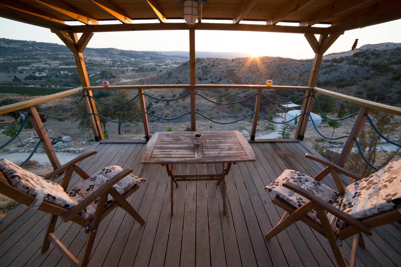 yurts in cyprus