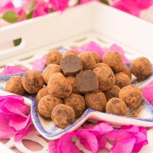 oreo and nutella booze balls