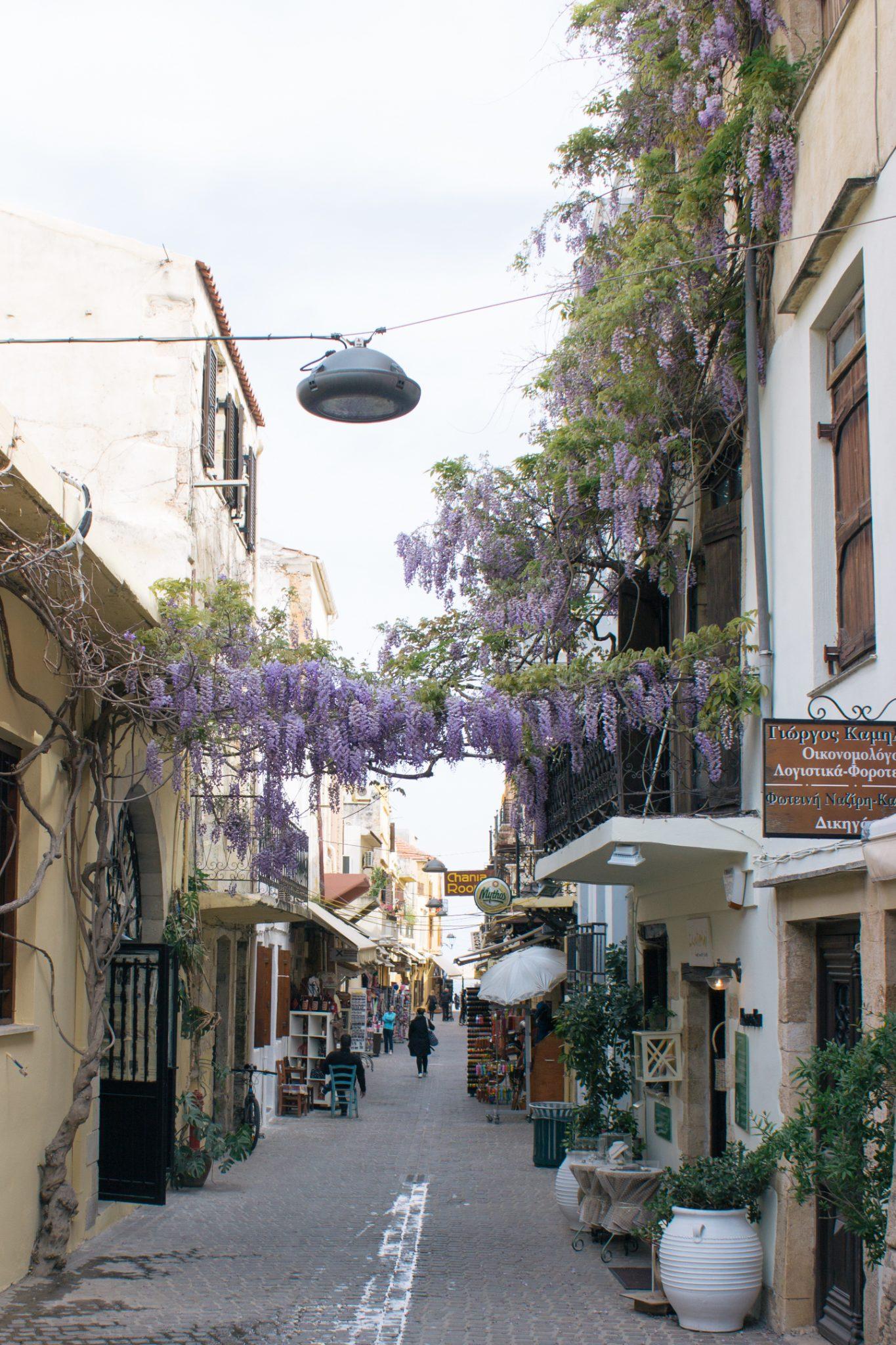 Crete, chania