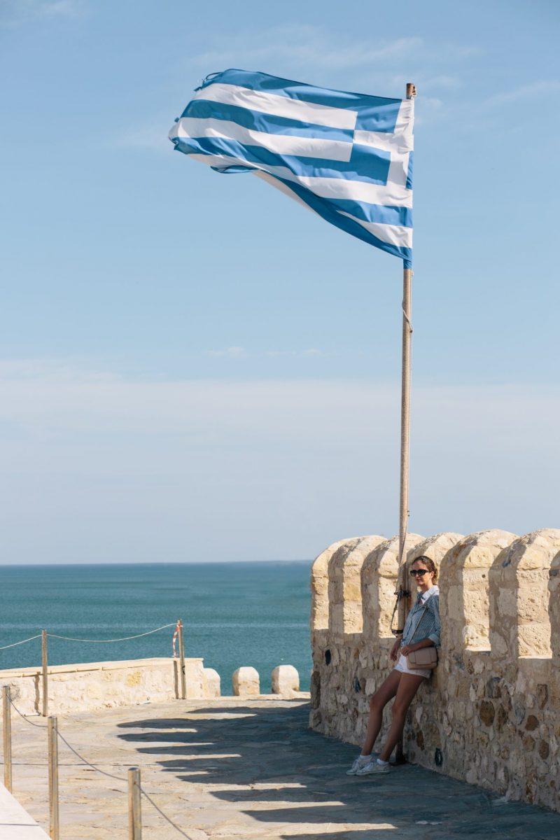 Koules Fortress in Heraklion (Iraklio), Crete