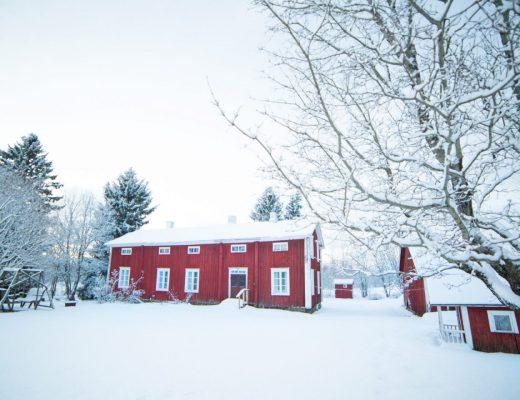 finland winter 2016