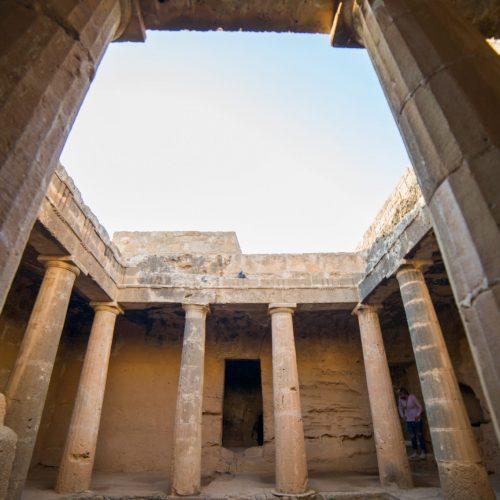 Tombs of The Kings, Paphos - Cyprus