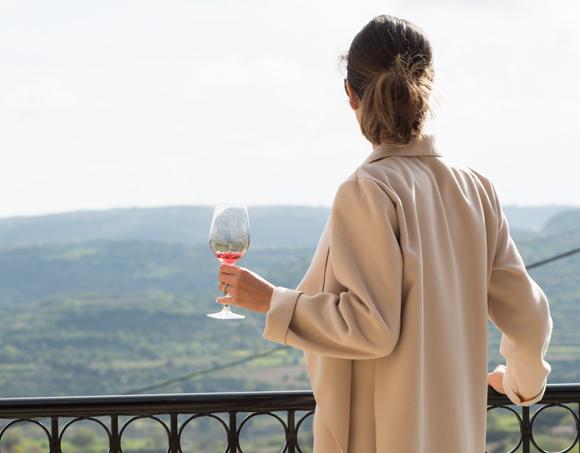 Wine Tasting at Tsangarides Winery