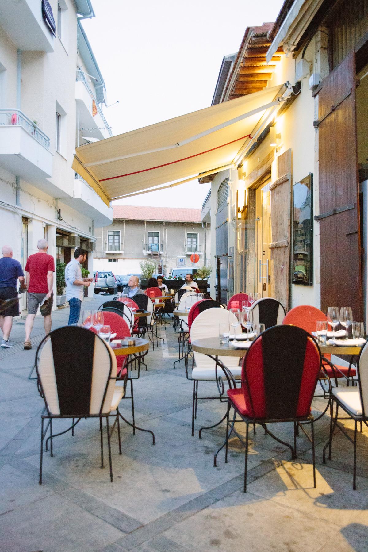 frenchie restaurant limassol