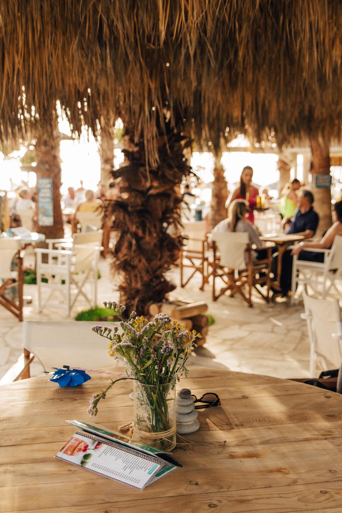 sea you beach bar paphos