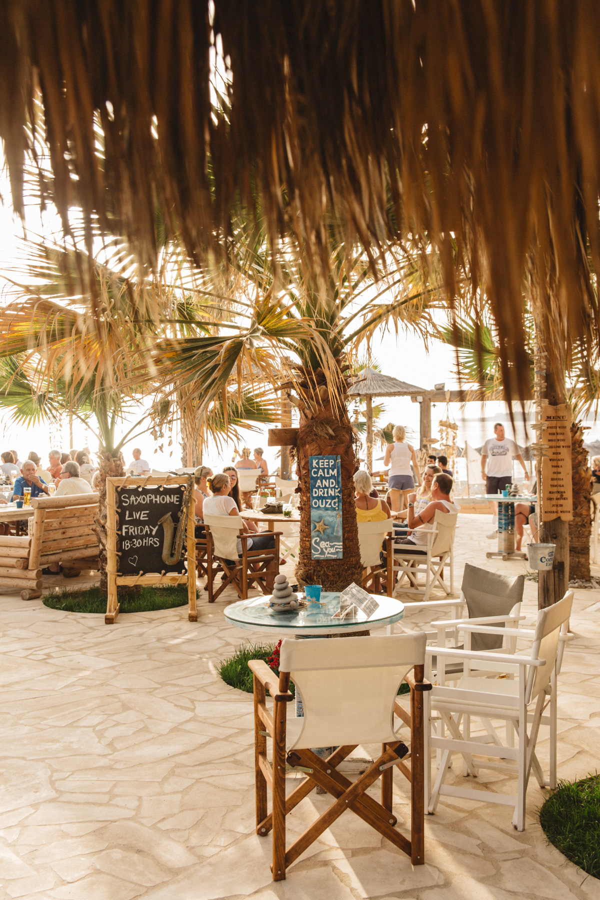 sea you beach bar paphos