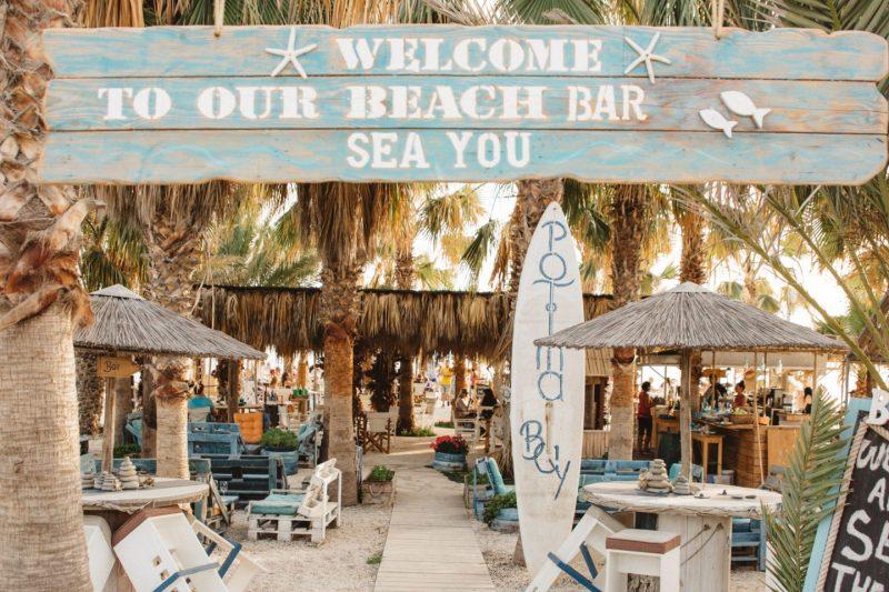 Sea You Beach Bar, Potima Bay – Paphos