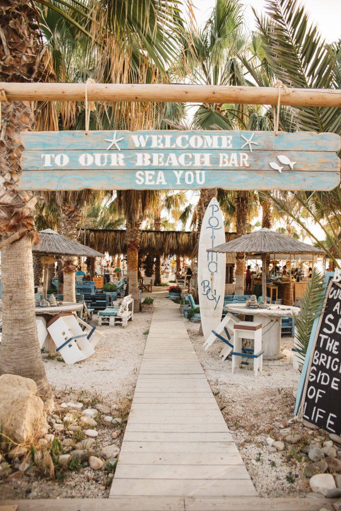 Cyprus Bucket List: The Coolest Beach Bars and Restaurants
