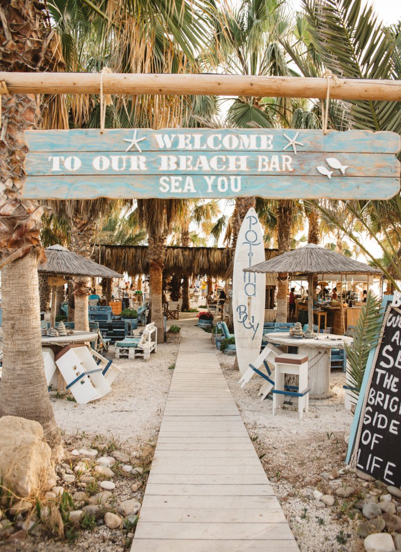 Cyprus Bucket List: The Coolest Beach Bars and Restaurants