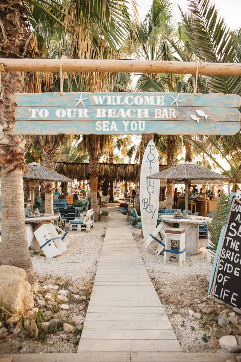 Bucket List: The Coolest Beach Bars and Restaurants You Have to Visit