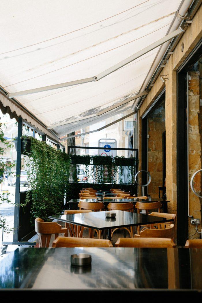 The Gym Concept Restaurant, Nicosia (Cyprus)