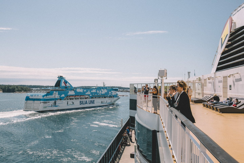 cruise turku to stockholm