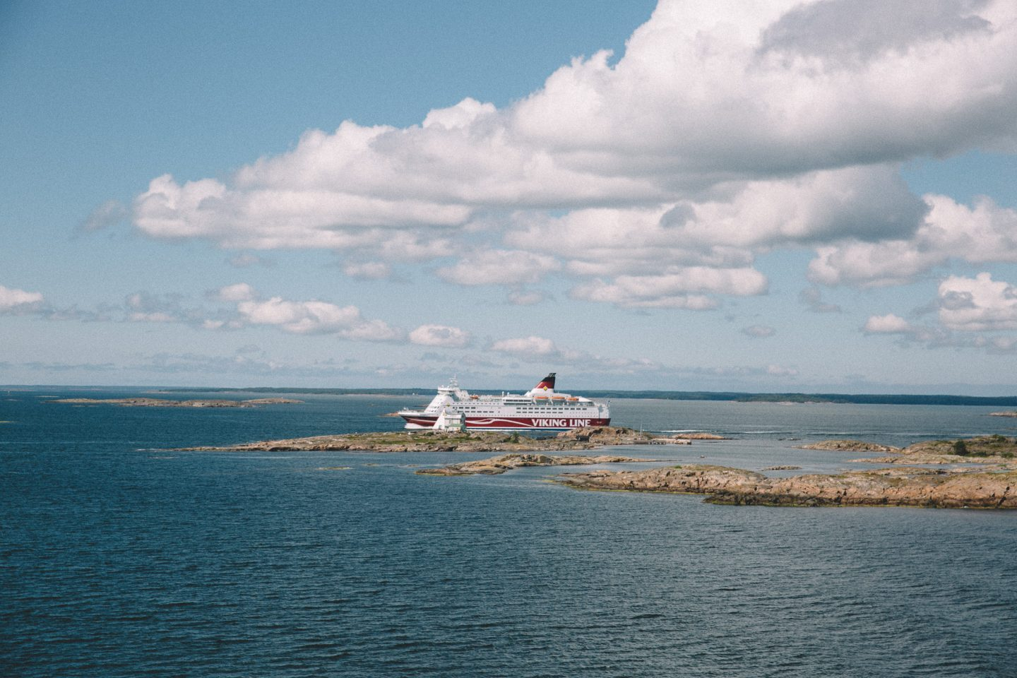 Cruising with Vikings: Turku to Stockholm and Back