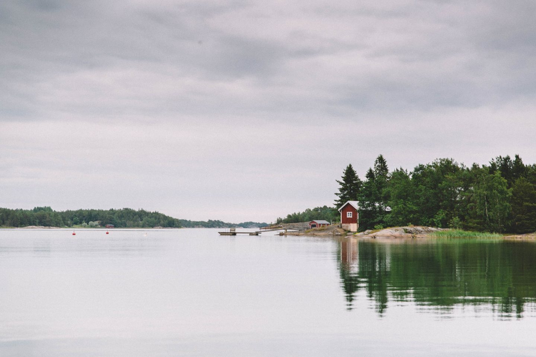 Holiday in Kirjais, Finland