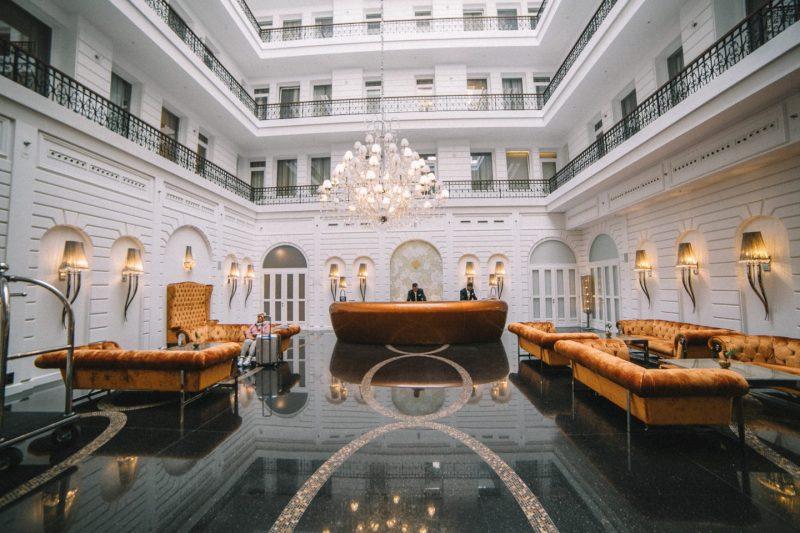 Prestige Hotel, Budapest