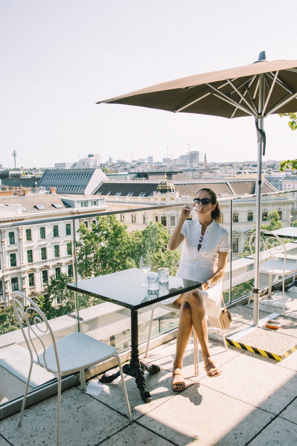 Grand Ferdinand Hotel, Vienna