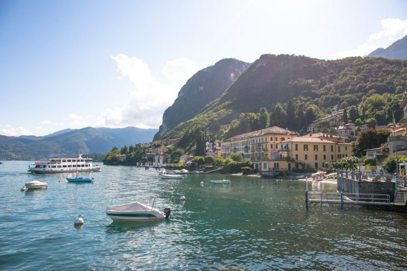 First Taste of Lake Como – Menaggio, Italy