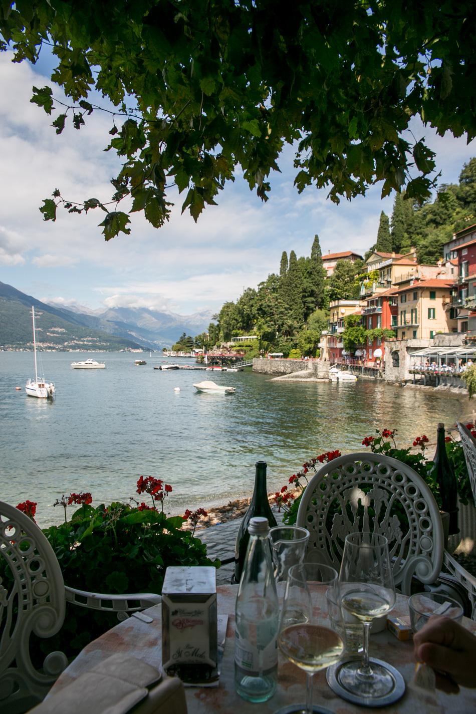 Varena, Lake Como