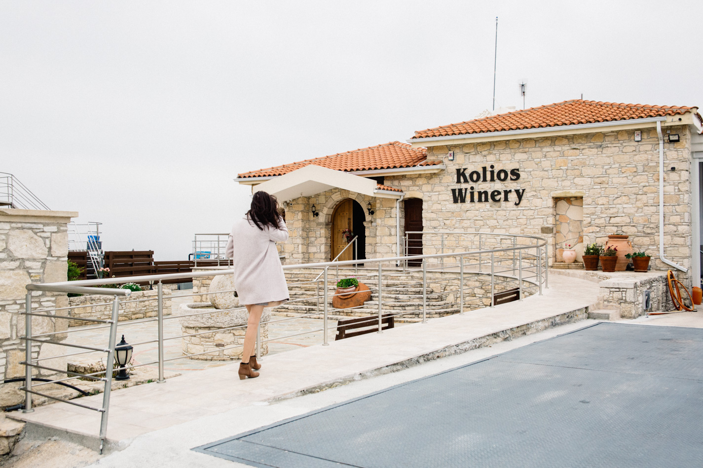 kolios winery