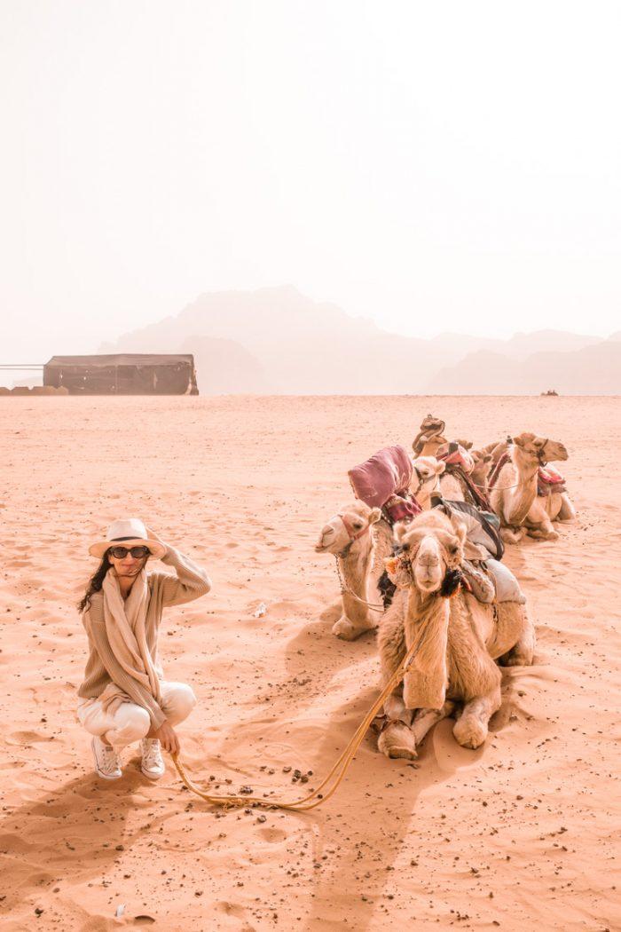 Desert Safari in Wadi Rum