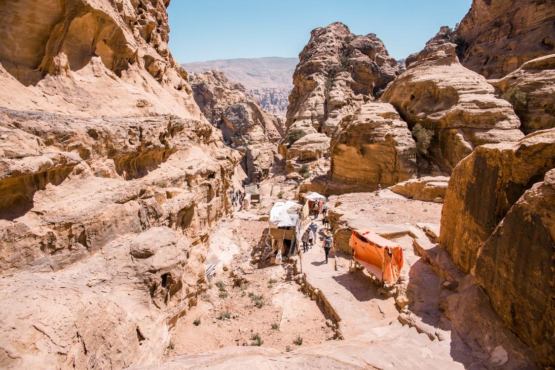 The Monastery, Petra - Jordan