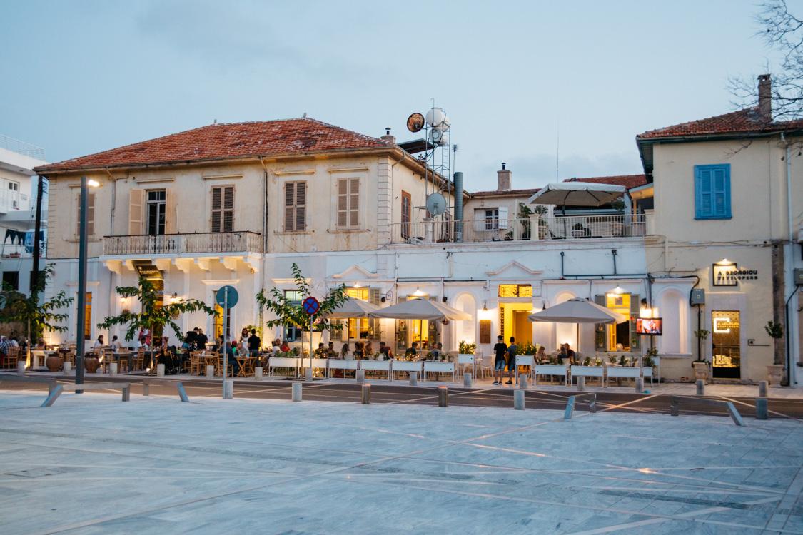 Koutourou Ouzeri, Paphos