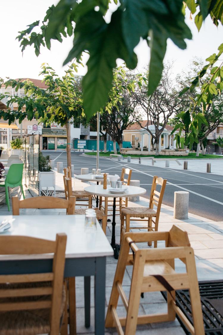 koutourou ouzeri restaurant paphos