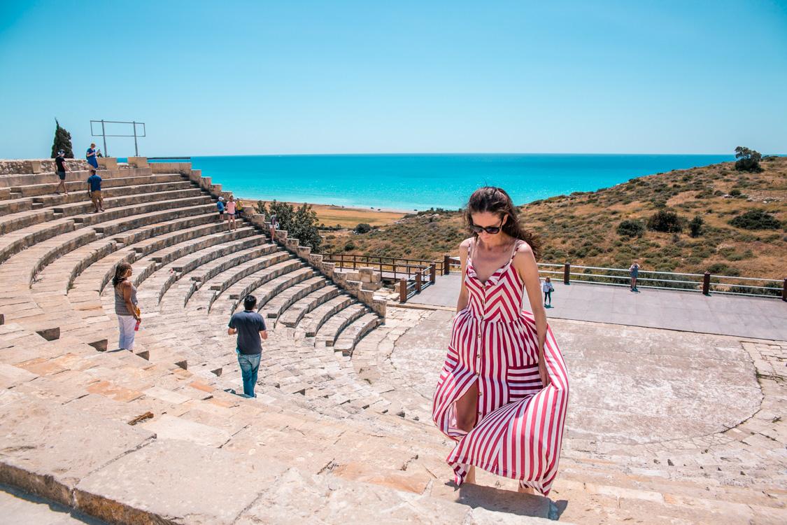 Trip to Kourion, Cyprus