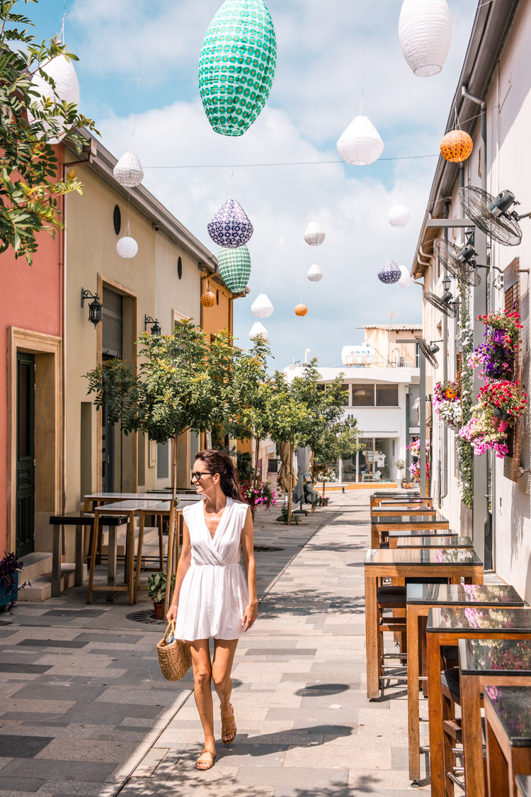 paphos old town