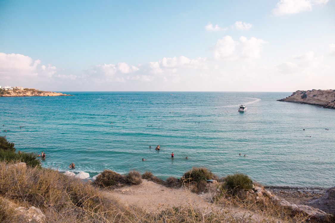 Cyprus guide, coral bay
