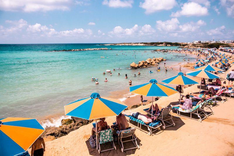Cyprus Guide: Coral Bay