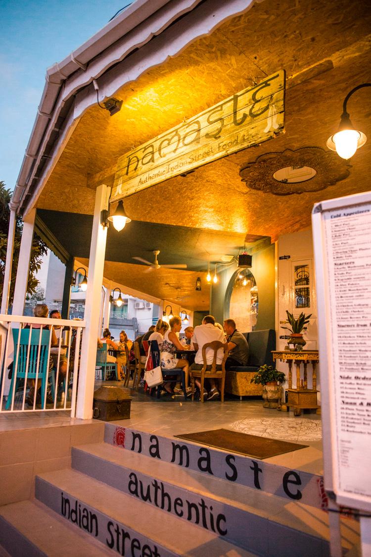 Namaste Indian Restaurant Paphos