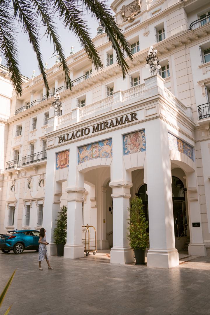 Gran Hotel Palacio Miramar