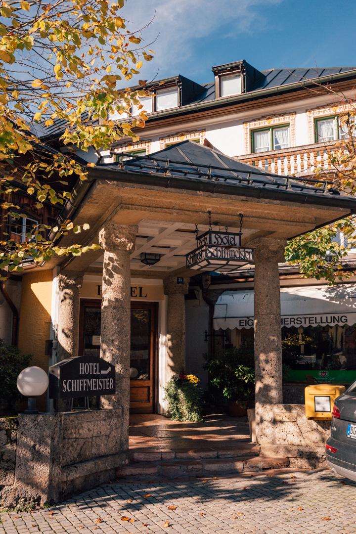 Hotel Schiffmeister Schonau am Koningssee