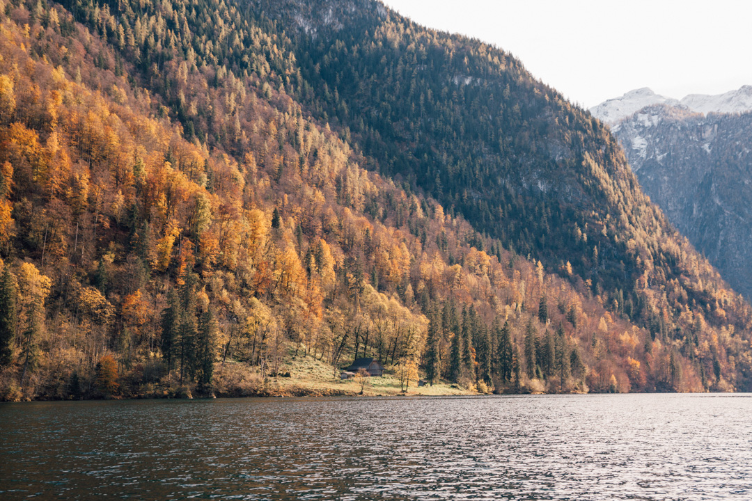Lake Konigssee Schonau am Konigssee
