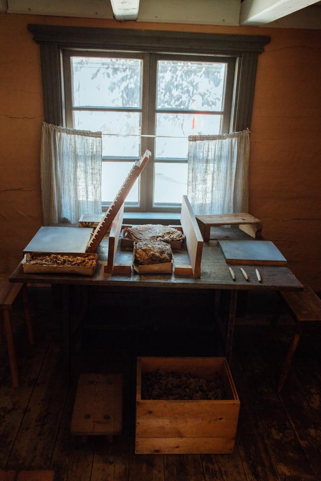 Luostarinmäki Handicrafts Museum